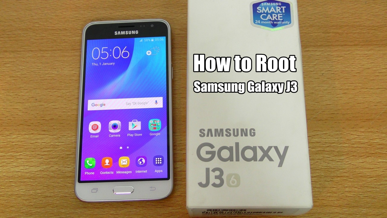 How to root Samsung Galaxy J3 without PC? | Telefeedcast