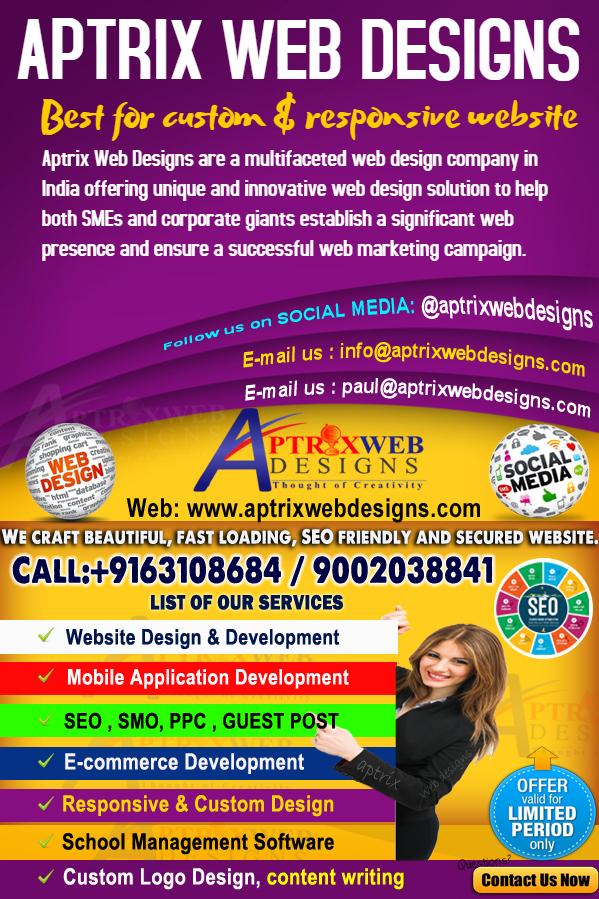 Website Designer and Developer in kolkata | Telefeedcast