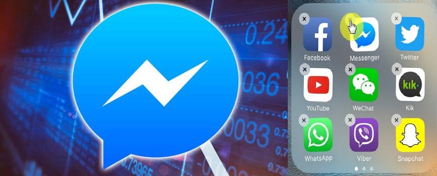 facebook messenger app not working
